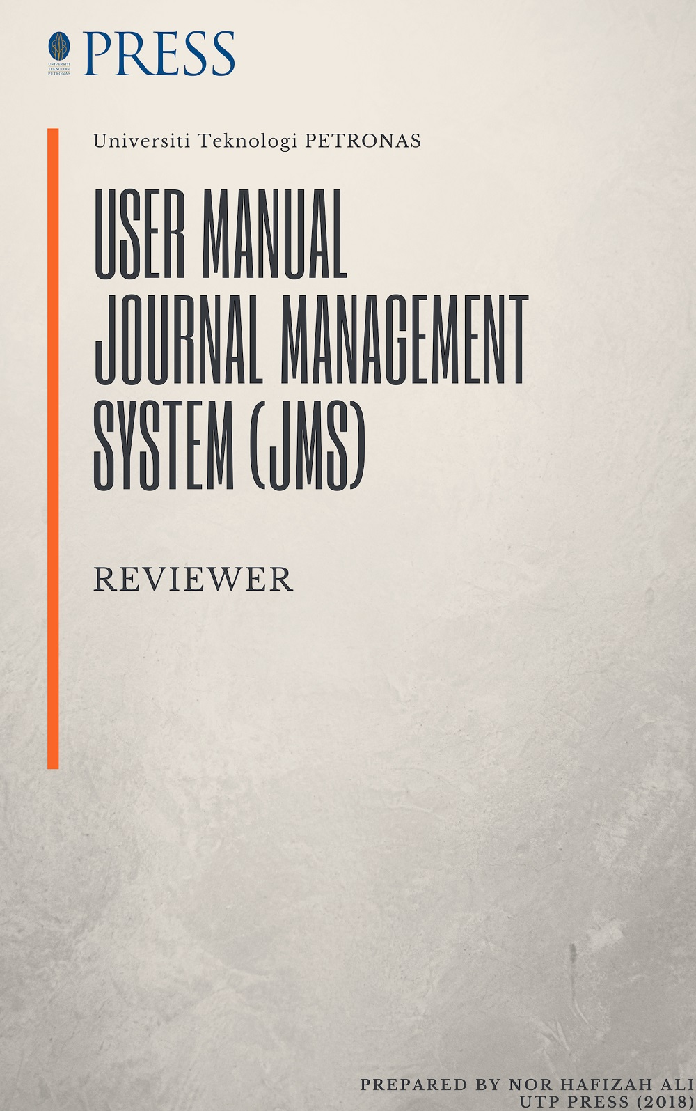User Manual JMS